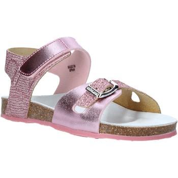 Obuća Djevojčica Sandale i polusandale Grunland SB1501 Ružičasta