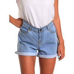 Odjeća Žene  Bermude i kratke hlače Smash S1871408 Plava