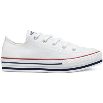 Obuća Djeca Niske tenisice Converse 668028C Bijela