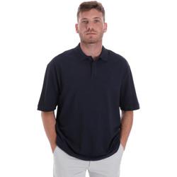 Odjeća Muškarci  Polo majice kratkih rukava Les Copains 9U9016 Plava