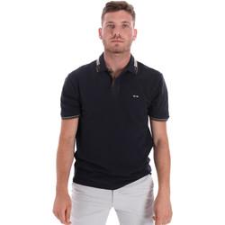 Odjeća Muškarci  Polo majice kratkih rukava Les Copains 9U9021 Plava