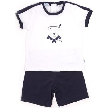 Odjeća Dječak  Dječji kompleti Melby 20L5000 Plava