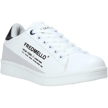 Obuća Djeca Niske tenisice Fred Mello S20-SFK313 Bijela