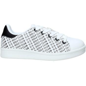 Obuća Djeca Niske tenisice U.s. Golf S20-SUK621 Bijela