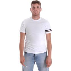 Odjeća Muškarci  Majice kratkih rukava Les Copains 9U9014 Bijela