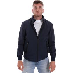 Odjeća Muškarci  Kratke jakne Les Copains 9UB082 Plava