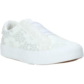 Obuća Djeca Slip-on cipele Miss Sixty S20-SMS710 Bijela