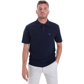 Odjeća Muškarci  Polo majice kratkih rukava Les Copains 9U9023 Plava