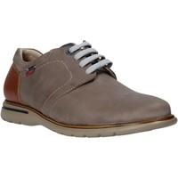 Obuća Muškarci  Derby cipele CallagHan 14207 Zelena
