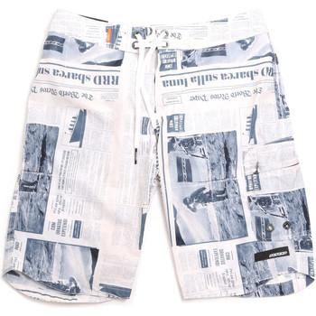 Odjeća Muškarci  Kupaći kostimi / Kupaće gaće Rrd - Roberto Ricci Designs 18328 Siva
