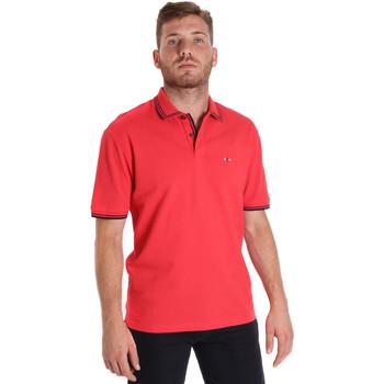 Odjeća Muškarci  Polo majice kratkih rukava Les Copains 9U9020 Crvena