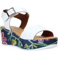 Obuća Žene  Sandale i polusandale Grace Shoes 02 Bijela