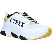Obuća Muškarci  Niske tenisice Pyrex PY020206 Bijela