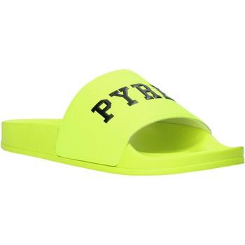Obuća Žene  Sportske natikače Pyrex PY020171 Žuta boja