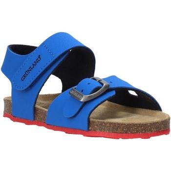 Obuća Djeca Sandale i polusandale Grunland SB0372 Plava