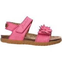 Obuća Djevojčica Sandale i polusandale Grunland SB1564 Ružičasta