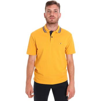 Odjeća Muškarci  Polo majice kratkih rukava Les Copains 9U9021 Žuta boja
