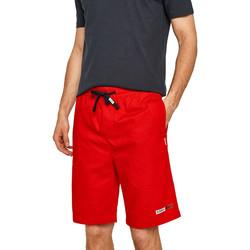 Odjeća Muškarci  Bermude i kratke hlače Tommy Jeans DM0DM08714 Crvena