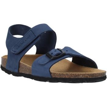 Obuća Djeca Sandale i polusandale Grunland SB0236 Plava