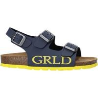 Obuća Djeca Sandale i polusandale Grunland SB1516 Plava