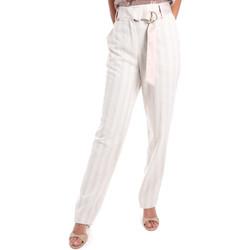 Odjeća Žene  Chino hlačei hlače mrkva kroja Fracomina FR20SM565 Bež