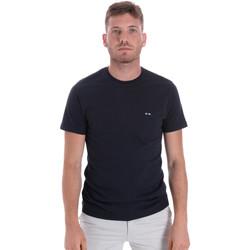 Odjeća Muškarci  Majice kratkih rukava Les Copains 9U9011 Plava