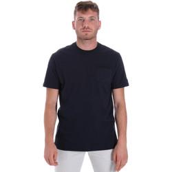 Odjeća Muškarci  Majice kratkih rukava Les Copains 9U9010 Plava