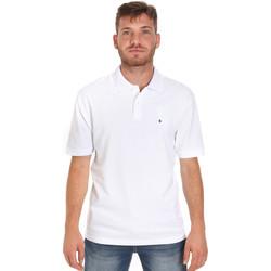 Odjeća Muškarci  Polo majice kratkih rukava Les Copains 9U9015 Bijela