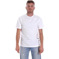 Odjeća Muškarci  Majice kratkih rukava Converse 10018872-A02 Bijela
