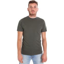 Odjeća Muškarci  Majice kratkih rukava Les Copains 9U9013 Zelena