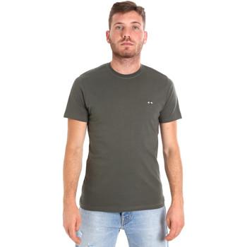 Odjeća Muškarci  Majice kratkih rukava Les Copains 9U9011 Zelena