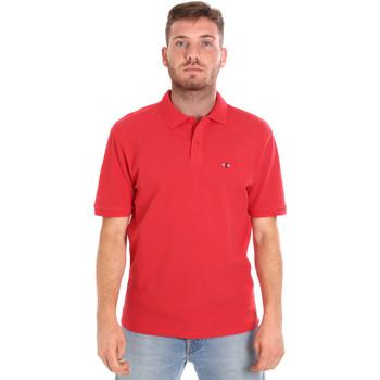 Odjeća Muškarci  Polo majice kratkih rukava Les Copains 9U9015 Crvena
