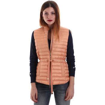 Odjeća Žene  Pernate jakne Geox W8225A T2412 Naranča
