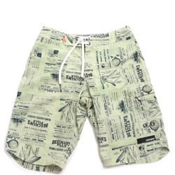 Odjeća Muškarci  Kupaći kostimi / Kupaće gaće Rrd - Roberto Ricci Designs 18328 Zelena
