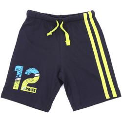 Odjeća Djeca Bermude i kratke hlače Melby 70F5574 Plava