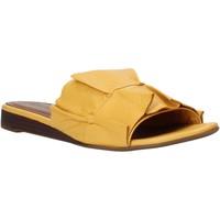 Obuća Žene  Natikače Bueno Shoes N1908 Žuta boja