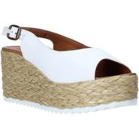 Obuća Žene  Sandale i polusandale Bueno Shoes N3603 Bijela