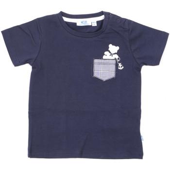 Odjeća Djeca Majice kratkih rukava Melby 20E5070 Plava