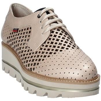 Obuća Žene  Derby cipele CallagHan 14806 Ružičasta