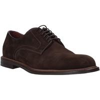 Obuća Muškarci  Derby cipele Mfw 810002MW Smeđa
