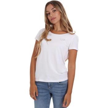 Odjeća Žene  Majice kratkih rukava Ea7 Emporio Armani 8NTT64 TJ28Z Bijela