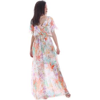 Odjeća Žene  Duge haljine Gaudi 011FD15038 Naranča