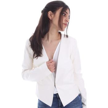 Odjeća Žene  Jakne Gaudi 011FD38004 Bijela