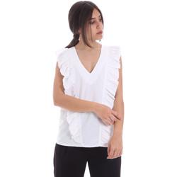 Odjeća Žene  Topovi i bluze Gaudi 011BD45031 Bijela