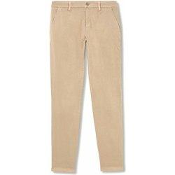 Odjeća Žene  Chino hlačei hlače mrkva kroja Liu Jo W18367T6303 Bež