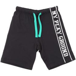 Odjeća Djeca Bermude i kratke hlače Melby 70F5574 Crno