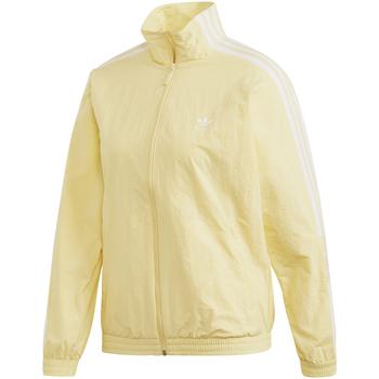 Odjeća Žene  Gornji dijelovi trenirke adidas Originals FM7179 Žuta boja
