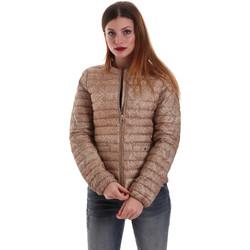 Odjeća Žene  Pernate jakne Geox W8228A TF243 Bež