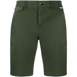 Odjeća Muškarci  Bermude i kratke hlače Calvin Klein Jeans K10K105314 Zelena