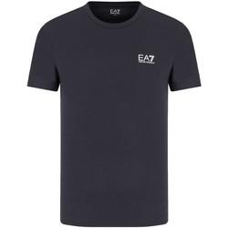 Odjeća Muškarci  Majice kratkih rukava Ea7 Emporio Armani 8NPT51 PJM9Z Plava